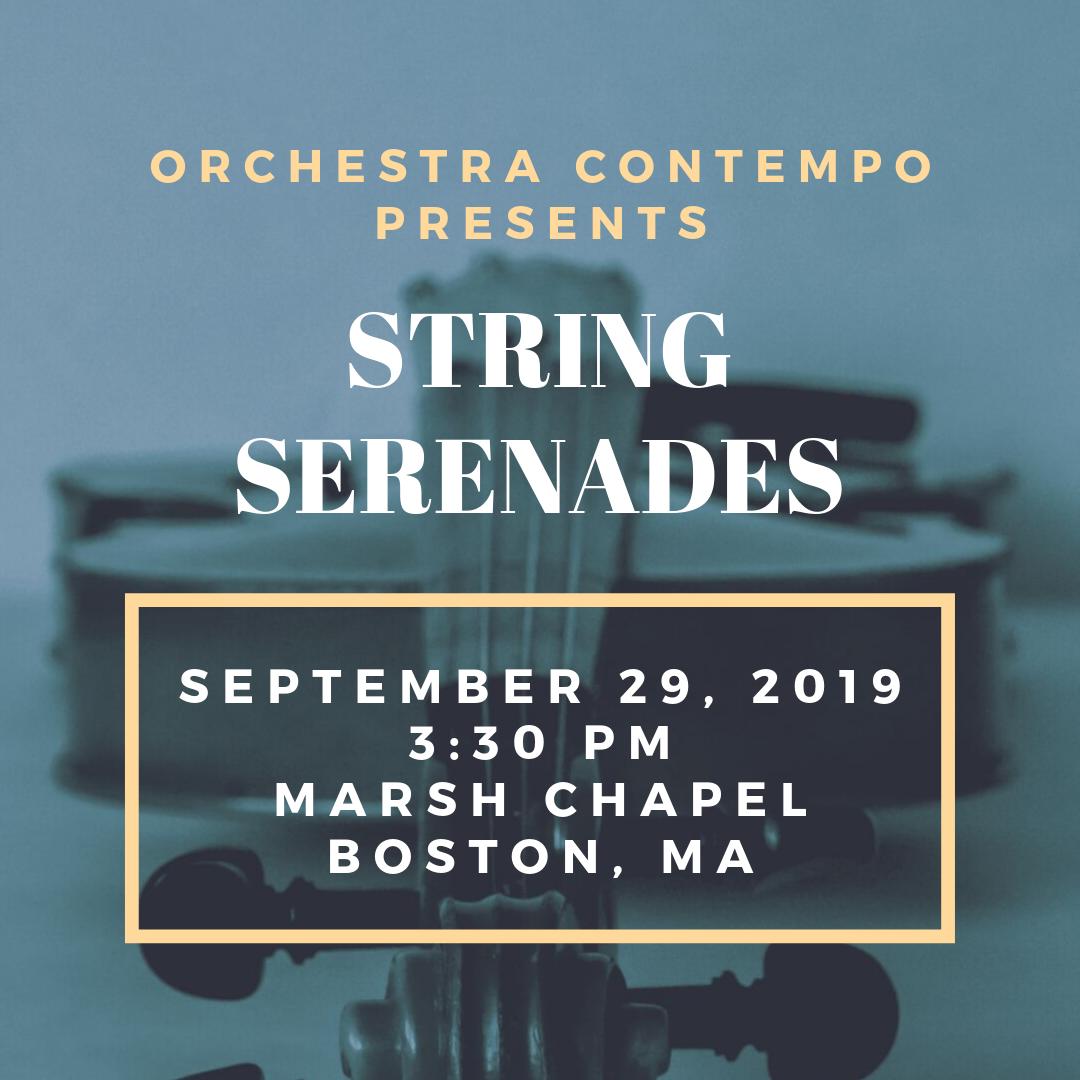 OC String Serenades - IG